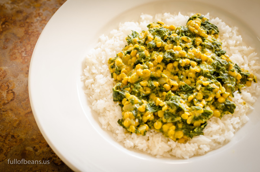 Vegan Indian Dal
