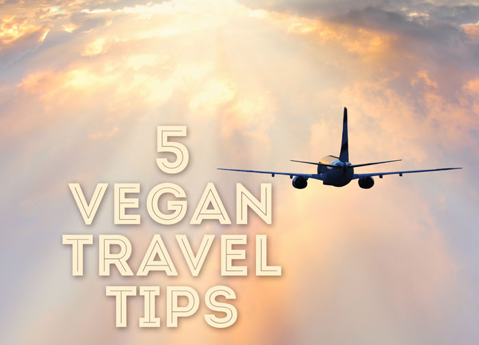 5 Vegan Travel Tips