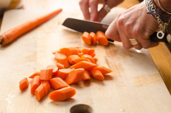 Red Lentil Soup - Chopping Carrots-Edit